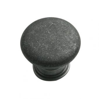 Forge Knob in Pewter