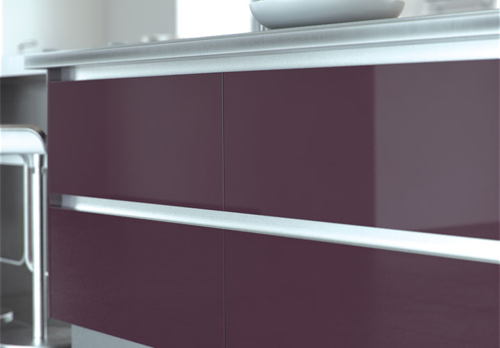 Handleless Kitchen Rail (Top Fit) – cabinetsanddoors.co.uk