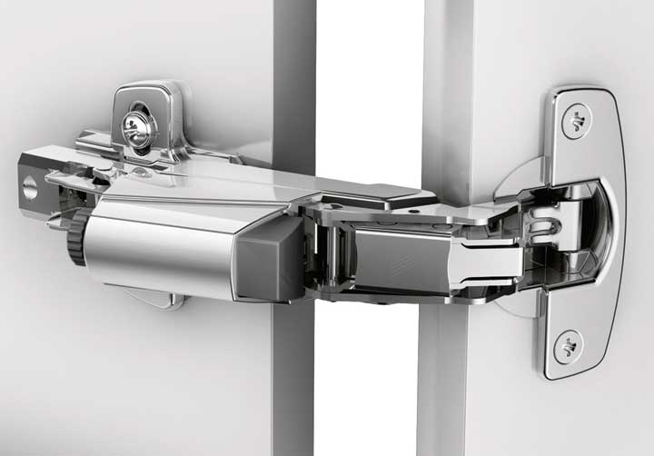 Hettich Wide Angle Hinge 165 Degree