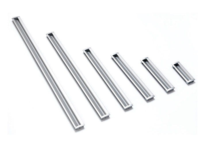 Inset Handles for Cabinet Doors