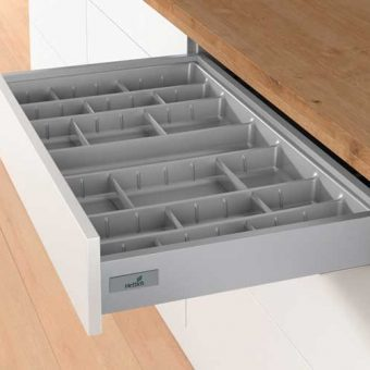 Cutlery Tray for Kitchen Drawers