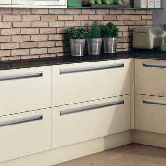 Kitchen Inset Handle