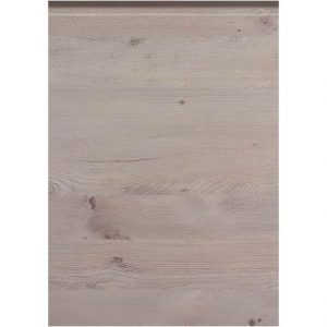 Woodgrain Hemlock Nordic Handleless Door