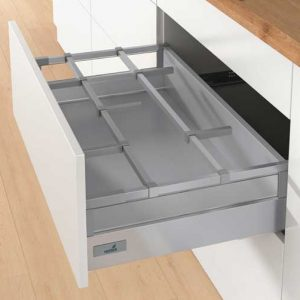 Kitchen Pan Drawer Divider Rails