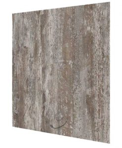 Driftwood Grey Kitchen Base End Panel
