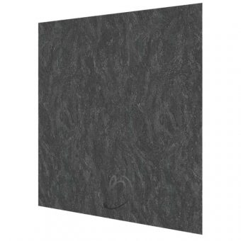 Evora Stone Graphite Kitchen Base End Panel