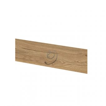 Halifax Natural Oak Kitchen Plinth - Kickboard