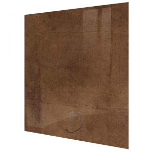 High Gloss Copperleaf Kitchen Base End Panel