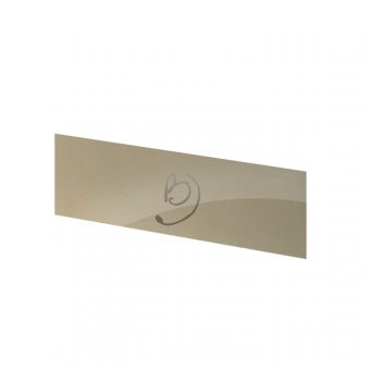 High Gloss Metallic Champagne Kitchen Plinth - Kickboard