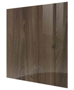 High Gloss Woodgrain Japanese Pear Kitchen Base End Panel