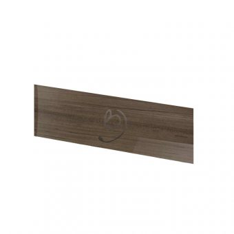High Gloss Woodgrain Japanese Pear Kitchen Plinth - Kickboard
