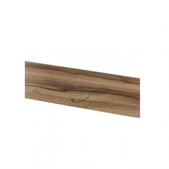 High Gloss Woodgrain Noce Marino Kitchen Plinth - Kickboard