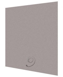 Matt Metallic Basalt Kitchen Base End Panel