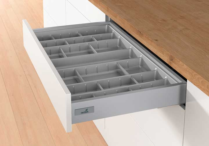 Cutlery Inserts for Kitchen Drawers