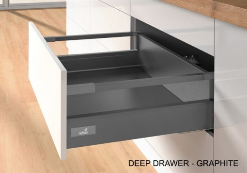 kitchen-soft-close-pan-drawer-graphite-hettich-atira